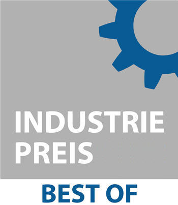 Industriepreis Software Inventarmanagement