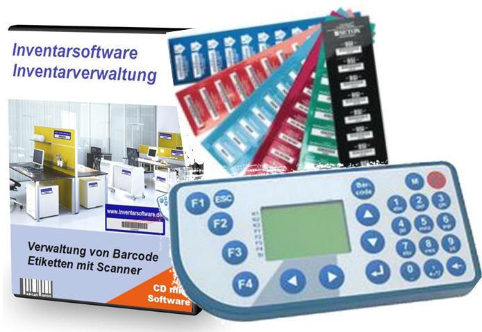schnelleinstieg inventarsoftware inventarisierung leicht gemacht so geht 39 s mit barcode. Black Bedroom Furniture Sets. Home Design Ideas