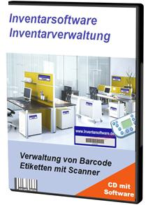 Inventarsoftware CD