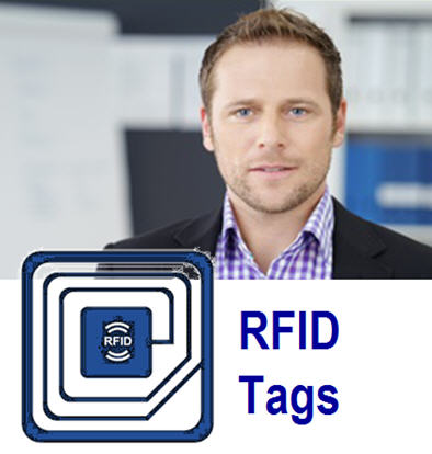 RFID Transponder  / RFID-Tags mit iPhone oder Scanner RFID-Tags, RFID Transponder, RFID Reader